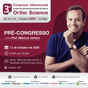 Pré-Congresso Orthoscience 2020