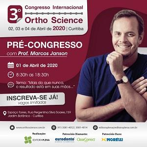 Pré- Congresso