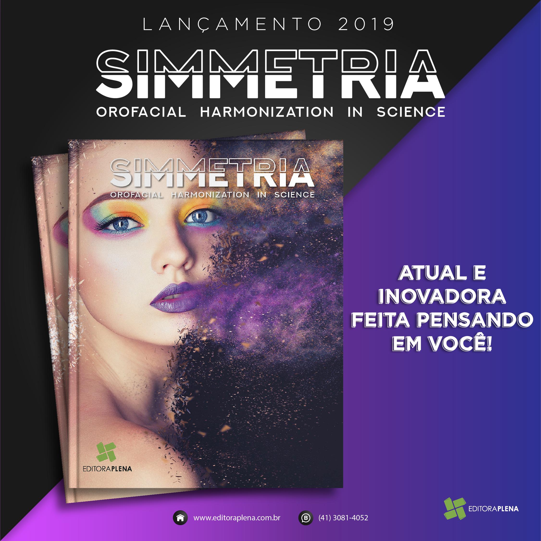 Lançamento Revista Simmetria Orofacial Harmonization In Science