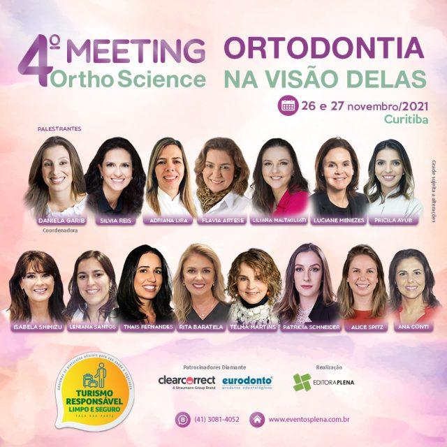 4° Meeting Ortho Science – Visão Delas