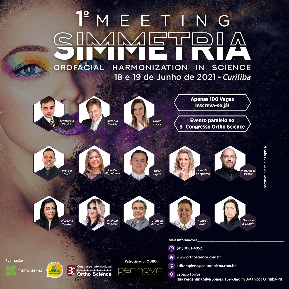 1° Meeting Simmetria Orofacial Harmonization In Science