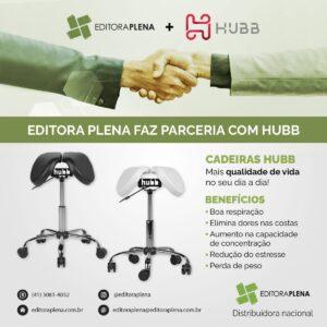 HUBB Ergonomia – Cadeira Mocho Profissional (Editora Plena – distribuidor nacional).